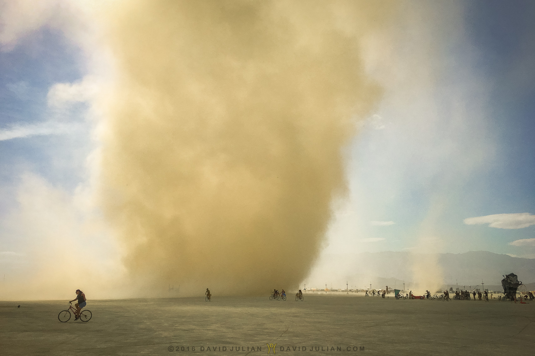 Dust Devil from Hell